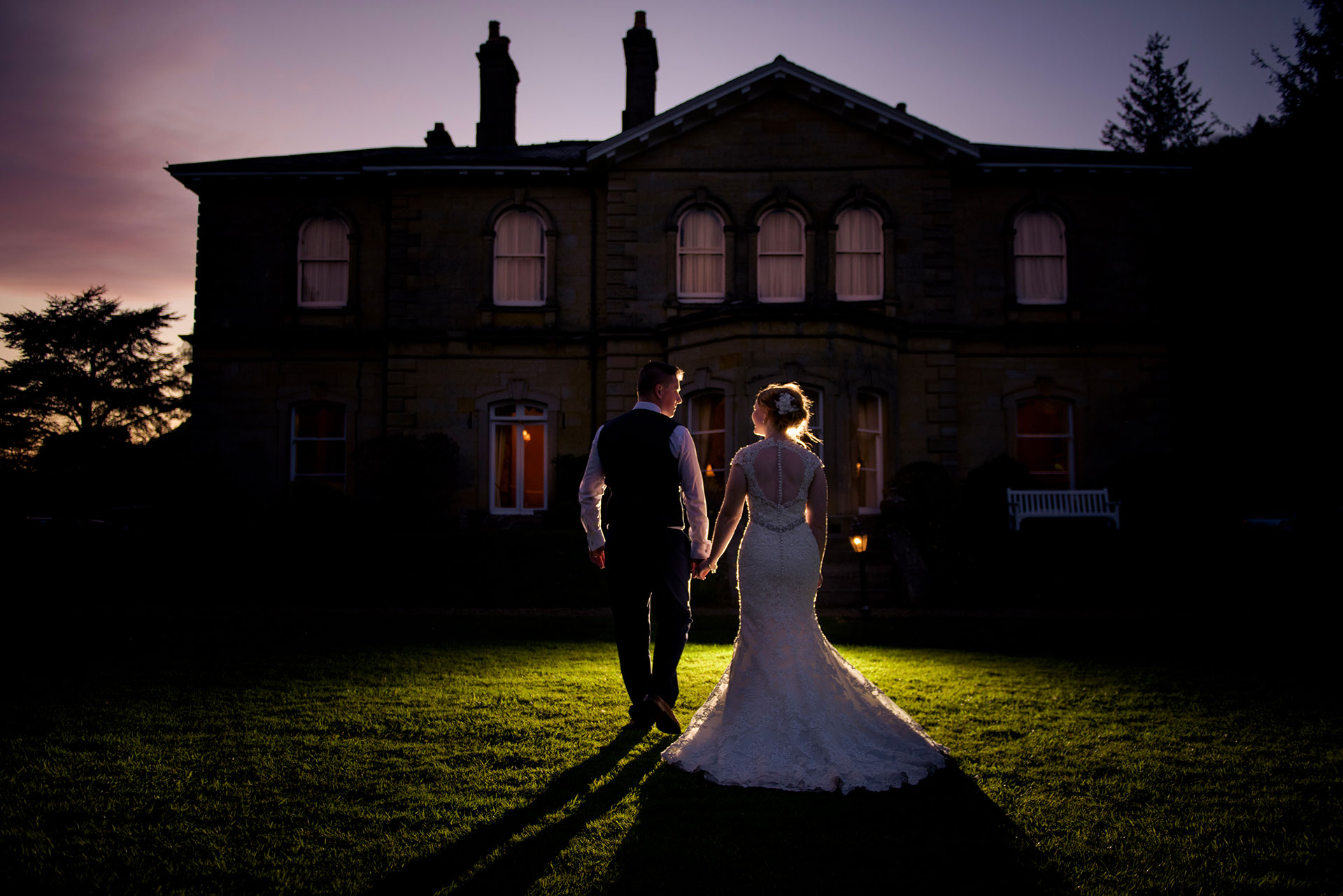 wedding photographer Hackness Grange North Yorkshire Scarborough