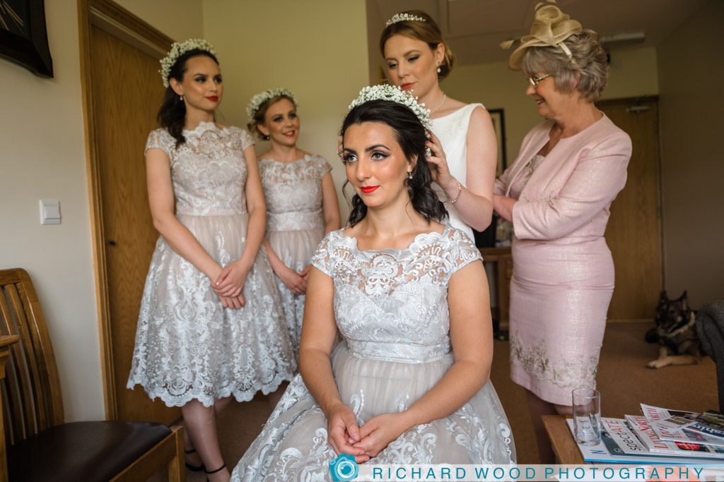 Ox Pasture hotel Scarborough wedding photography North Yorkshire