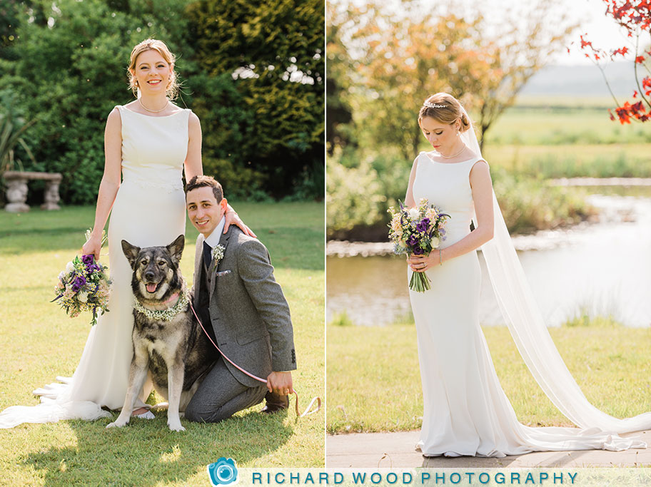 North Yorkshire wedding photographers Ox Pasture hotel Scarborough