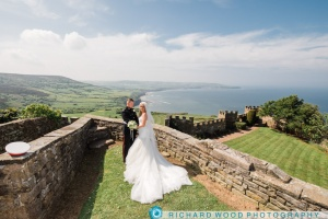 Whitby wedding photographer Raven Hall North Yorkshire