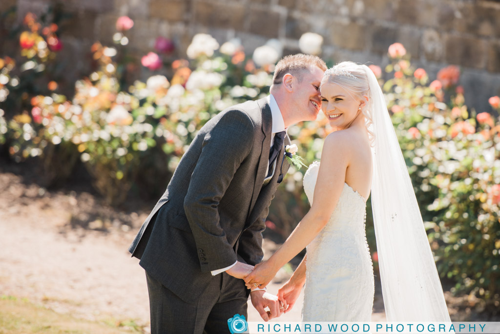 Raven Hall wedding photography Whitby North Yorkshire