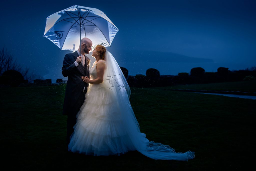 Scarborough wedding photographers North Yorkshire