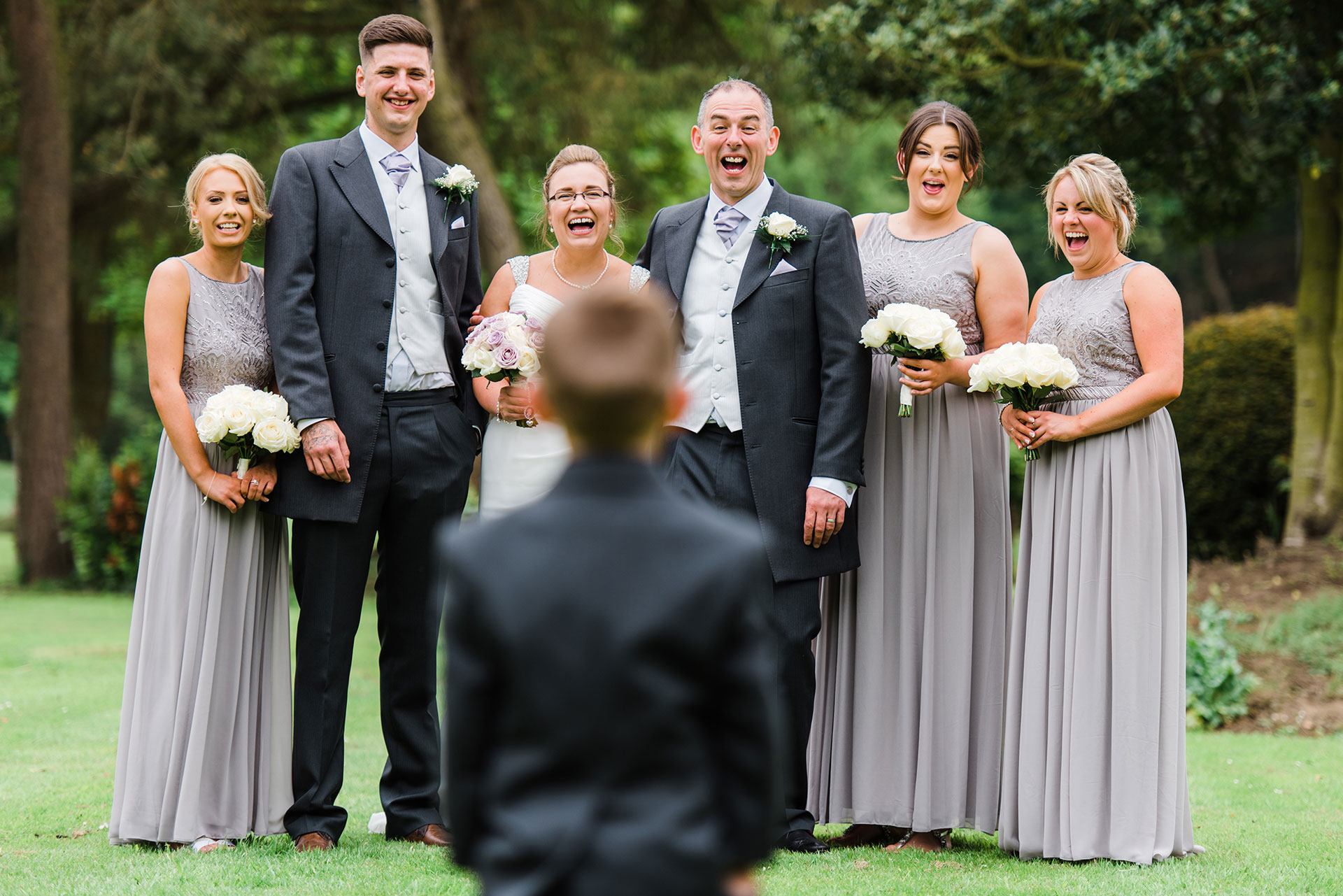 Hackness Grange Scarborough Yorkshire wedding photographer