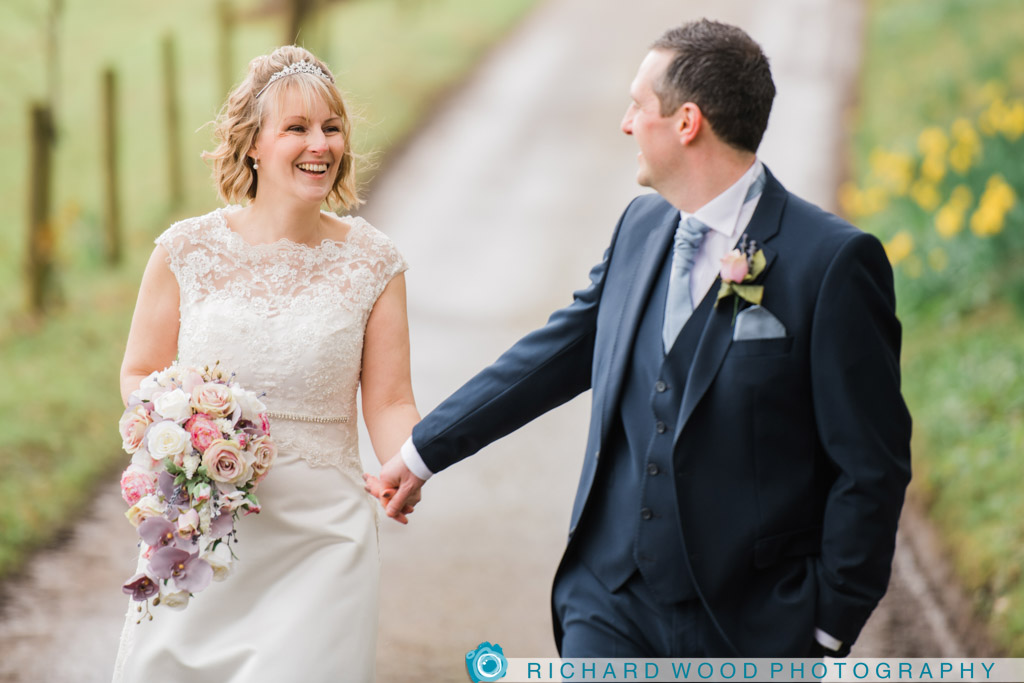 Ox Pasture wedding photographer Scarborough North Yorkshire