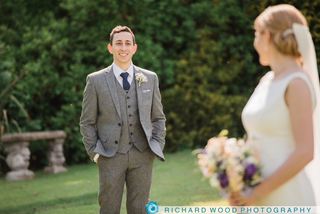 North Yorkshire wedding photographer Ox Pasture hotel Scarborough