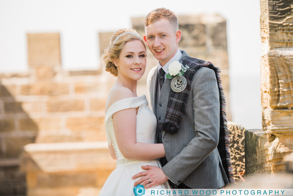 Scarborough wedding photography Raven Hall North Yorkshire