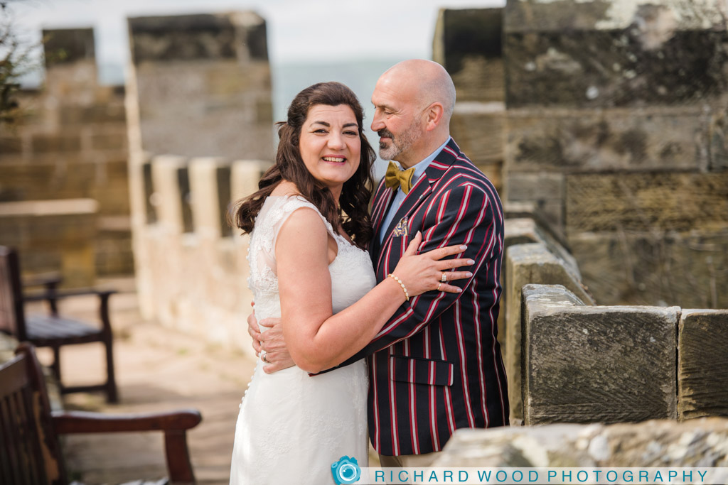 Scarborough wedding photographer North Yorkshire Raven Hall Hotel