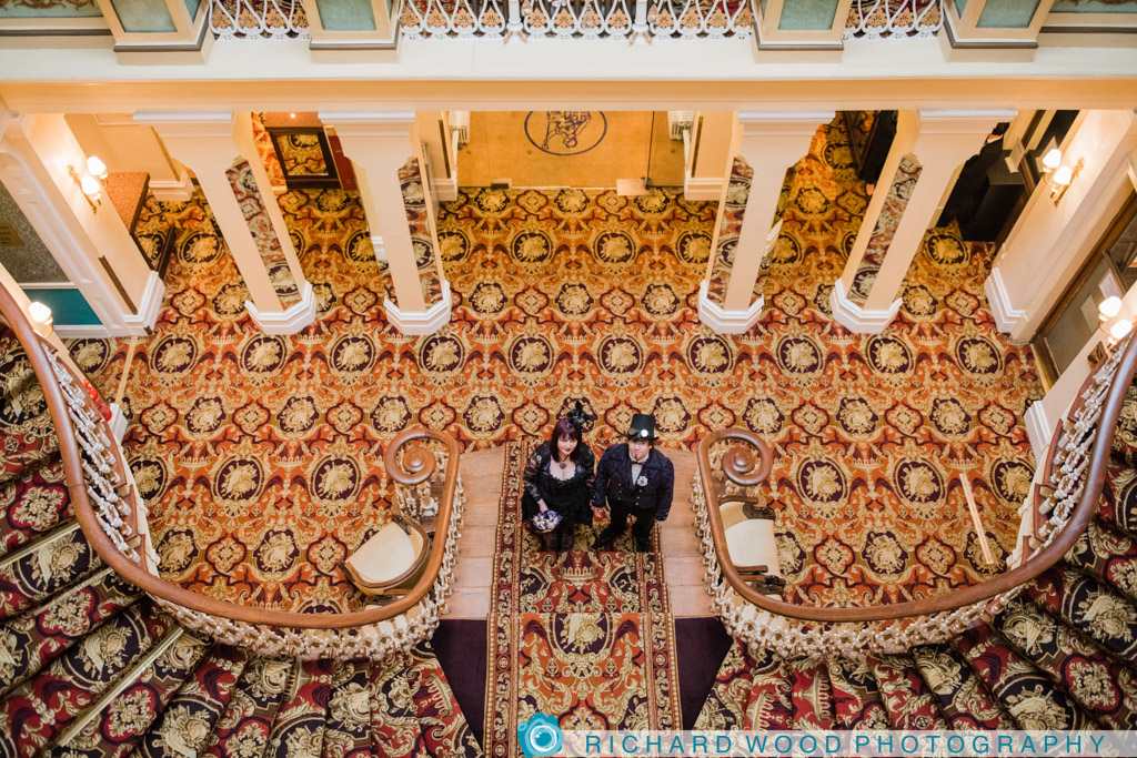 Royal hotel Scarborough wedding photography North Yorkshire