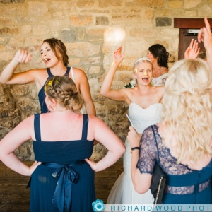 North Yorkshire wedding photographers Raven Hall hotel Scarborough