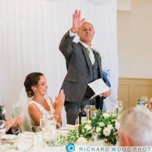 North Yorkshire wedding photographers Hackness Grange Scarborough