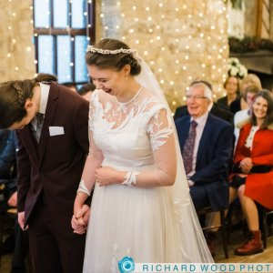 Raven Hall wedding photographer Whitby North Yorkshire